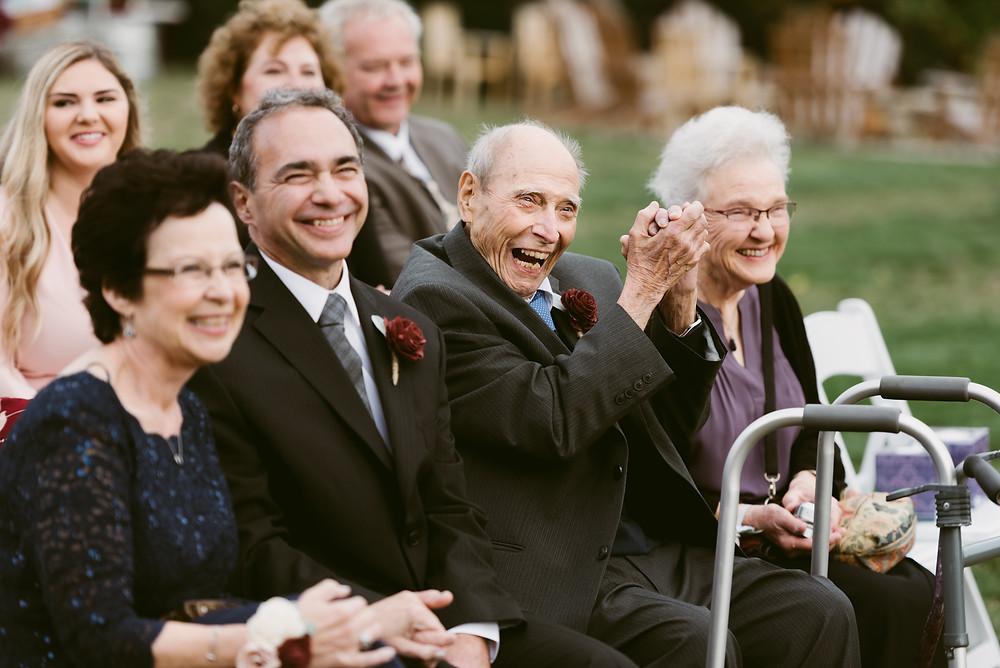 Fall Wedding at Garnet Hill Lodge by Adirondack wedding photographer Mountainaire Gatherings