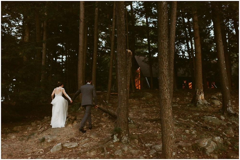 ireland elopement photographs