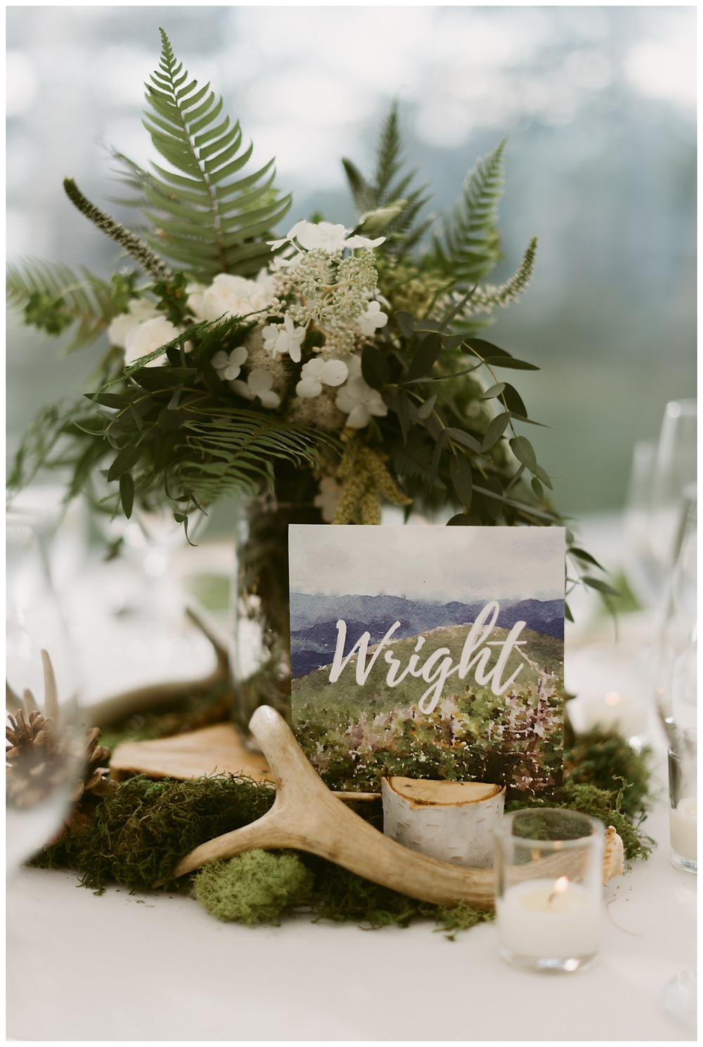 Summery outdoor wedding in Lake Placid by Mountainaire Gatherings