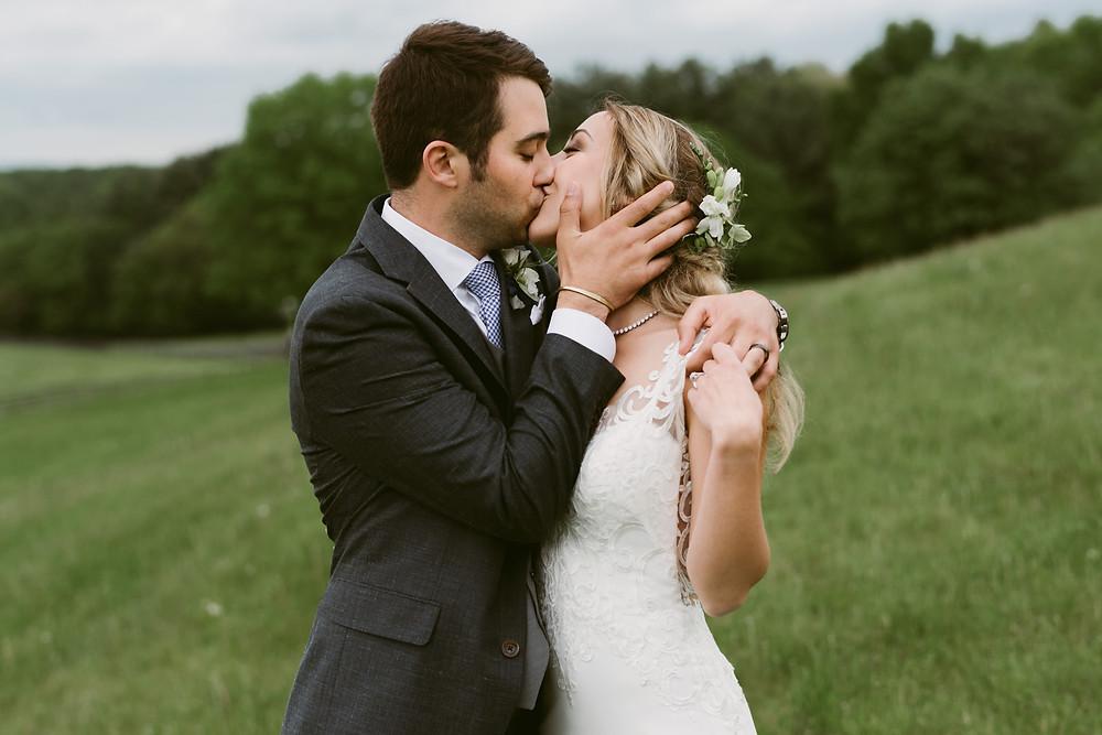Saratoga Wedding at a Private Thoroughbred Farm | Saratoga Springs Wedding Photograper