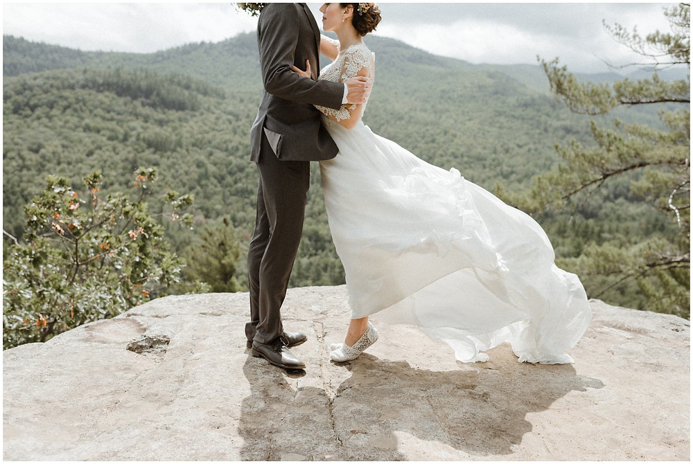 pok-o-maccready camp wedding photography