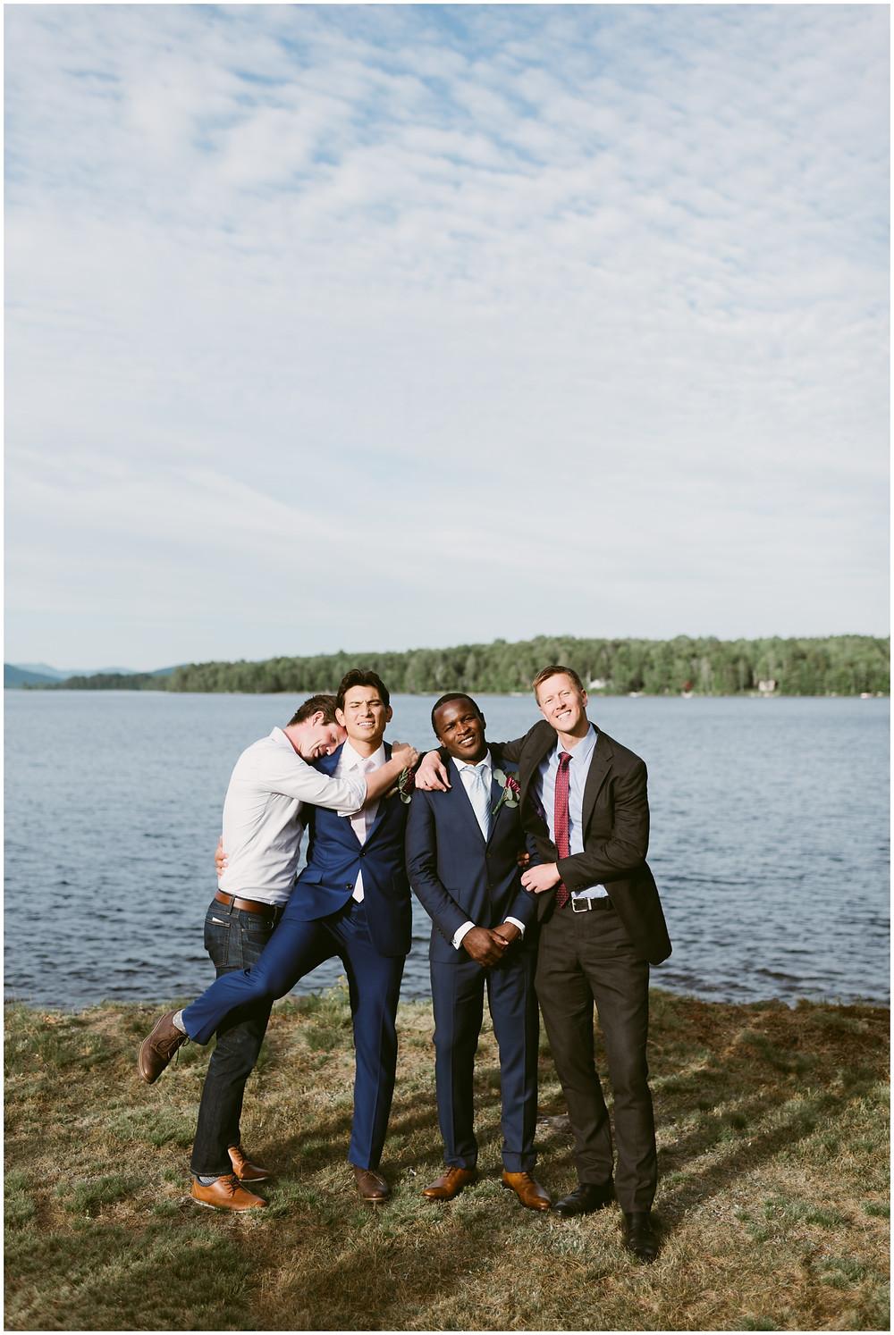 upstate new york summer wedding