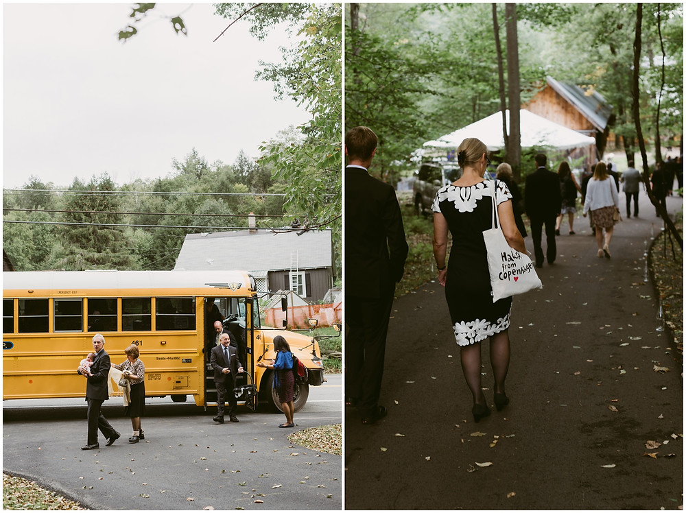 danish wedding in the catskill mountains
