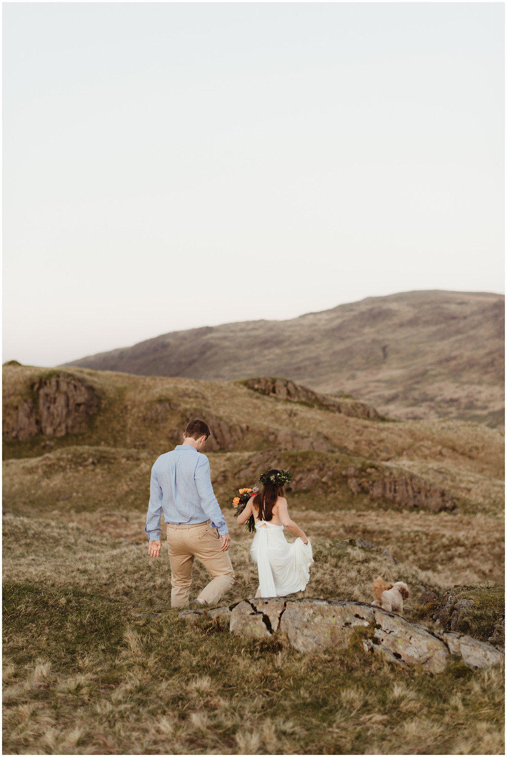 Lake District National Park wedding photographer