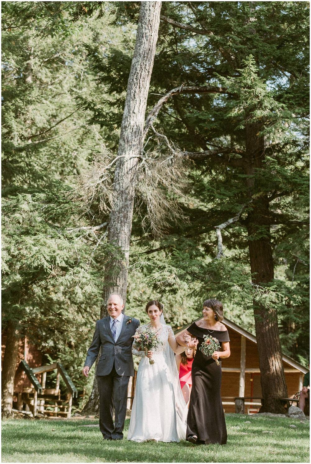 pacific northwest elopement photographer