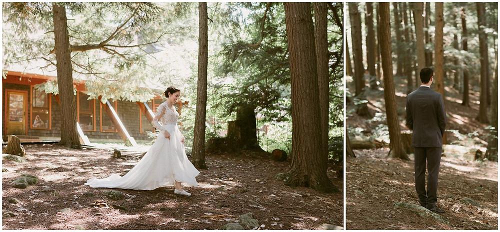 upstate new york outdoor wedding photographer