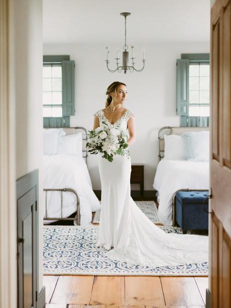 A Formal Spring Wedding at a Thoroughbred Farm | Saratoga Springs, NY Wedding Photographer
