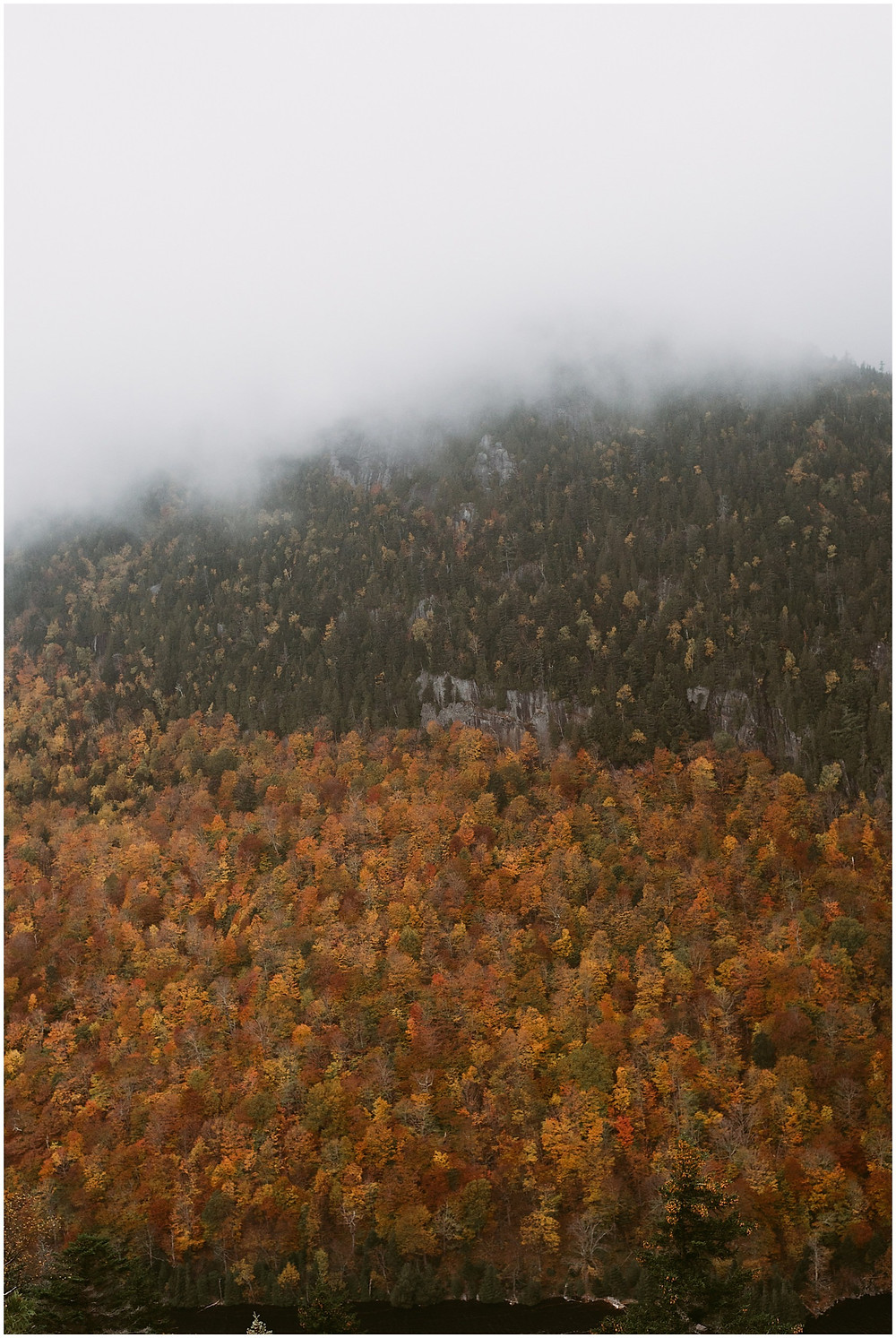 autumn and fall foliage in the adirondack mountains by Mountainaire Gatherings