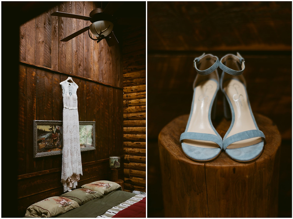 rustic lodge wedding in the catskill mountains