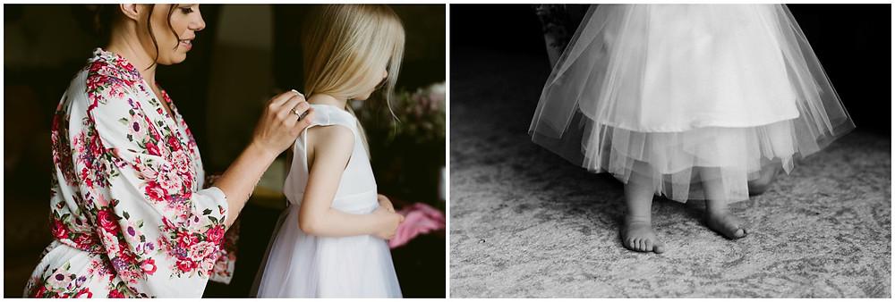 Outdoor wedding photographers in Vermont