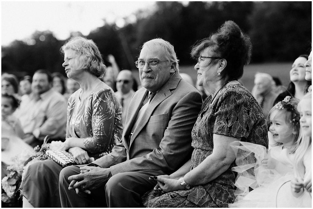 Rustic barn wedding in Vermont