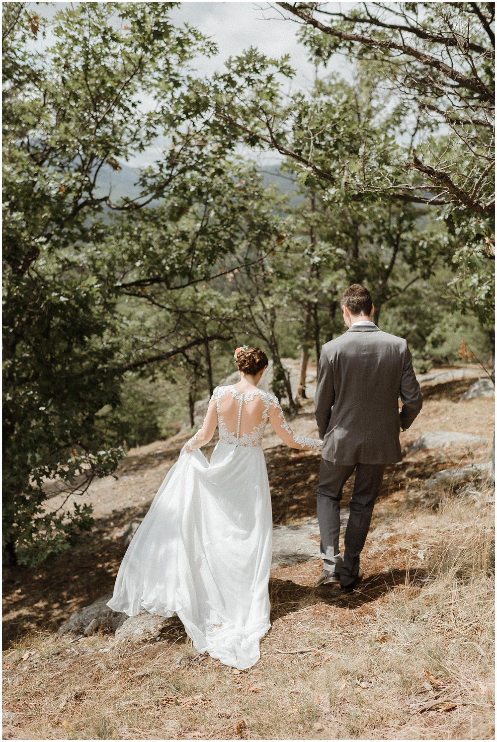 pok-o-maccready camp wedding
