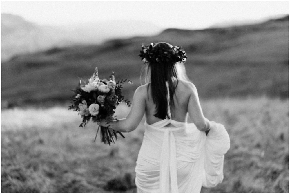 Adventurous wedding photography in the United Kingdom