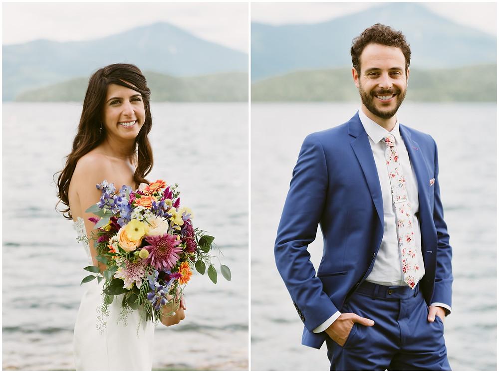 Alaska elopement
