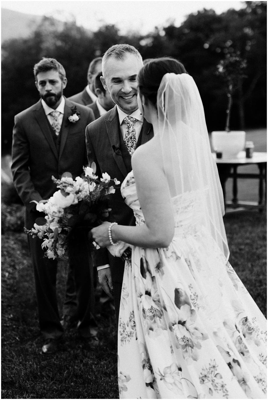 Mountain Top Inn and Resort outdoor wedding photos