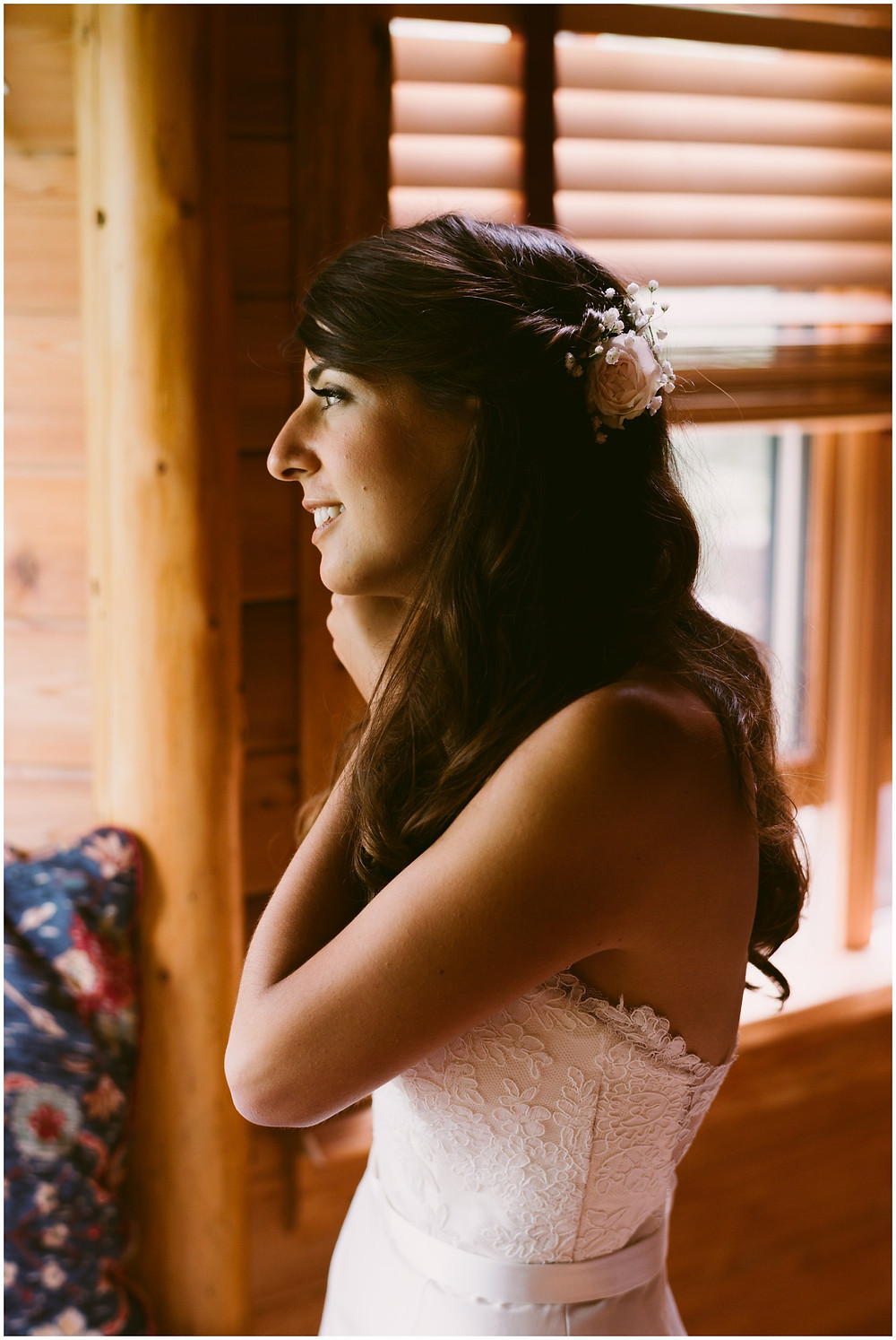Montana adventure elopement photographer