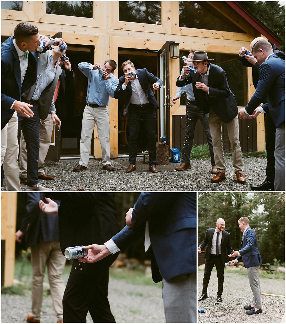 Catskills wedding photographs