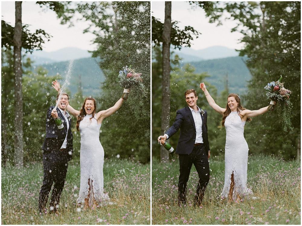 Adirondack, NY wedding photographer