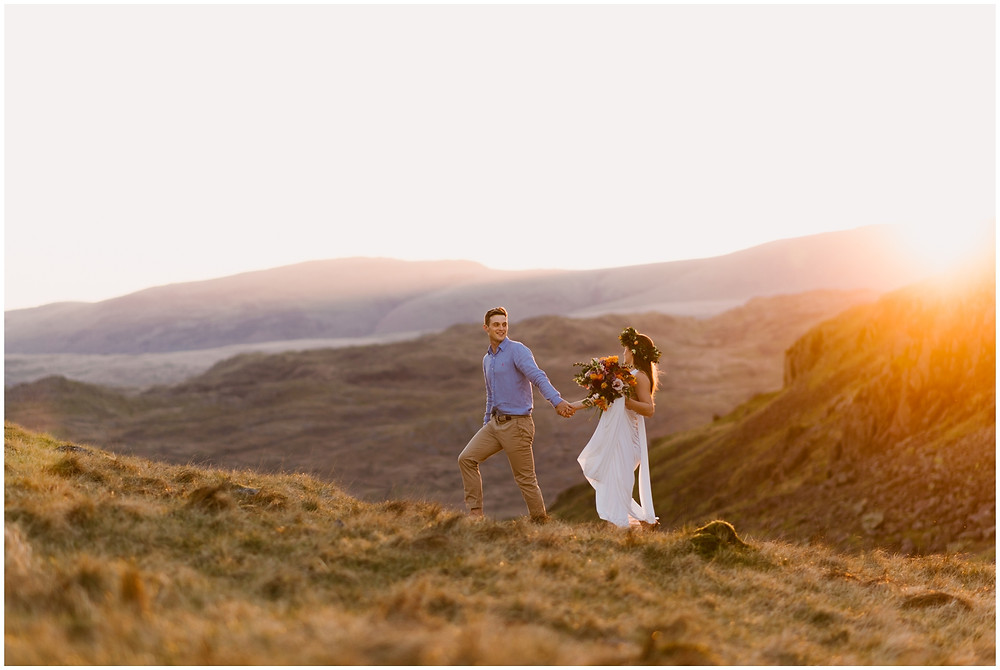 Outdoor wedding photographer in Great Britain