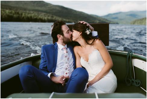 Lake Placid Summer Wedding | Whiteface Club & Resort | New England Wedding Photographer
