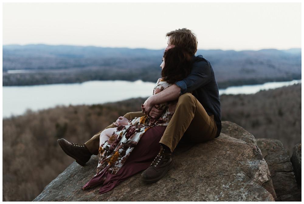 Adirondack Couple's Photography
