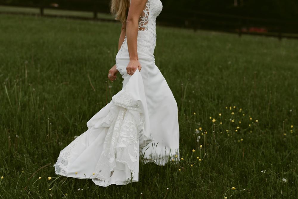 Saratoga Wedding at a Private Thoroughbred Farm | Saratoga Springs Wedding Photographer