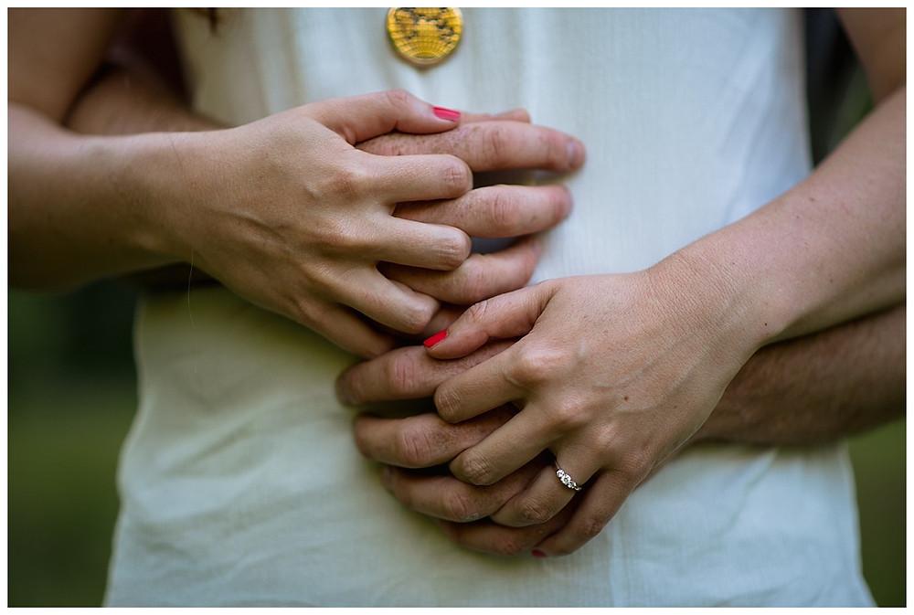Adirondack Engagement Photography by Mountainaire Gatherings