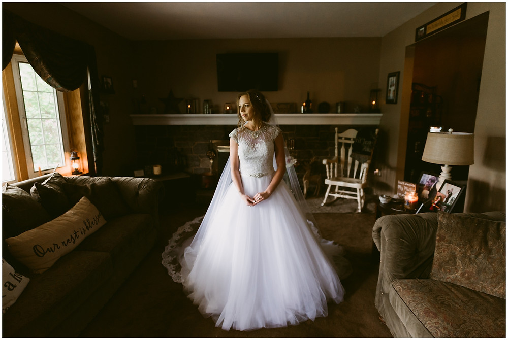Outdoor wedding photographers in Delaware