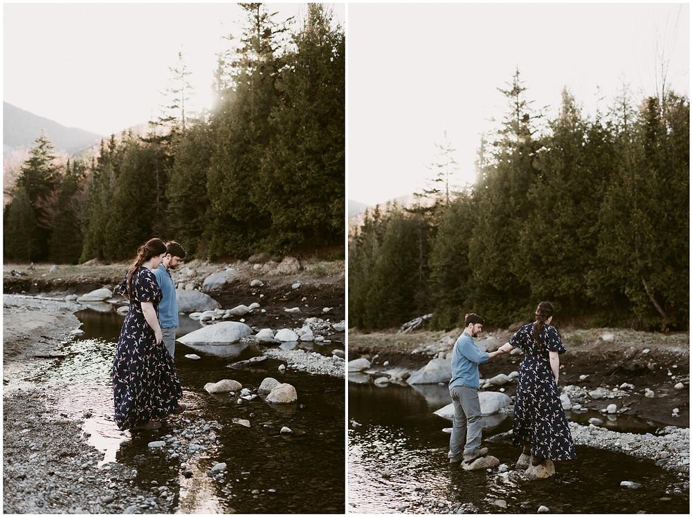 Catskills wedding photographer by Mountainaire Gatherings