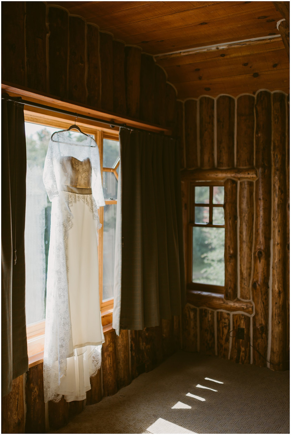 Lake Placid wedding photographs