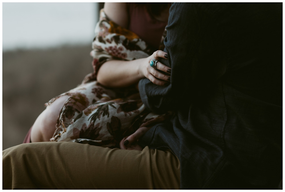 Romantic Outdoor Couple's Session