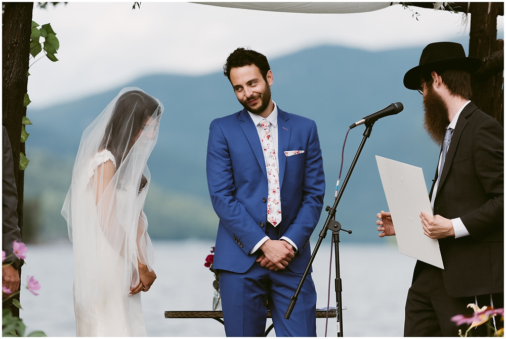 Outdoor wedding photographers in Alaska