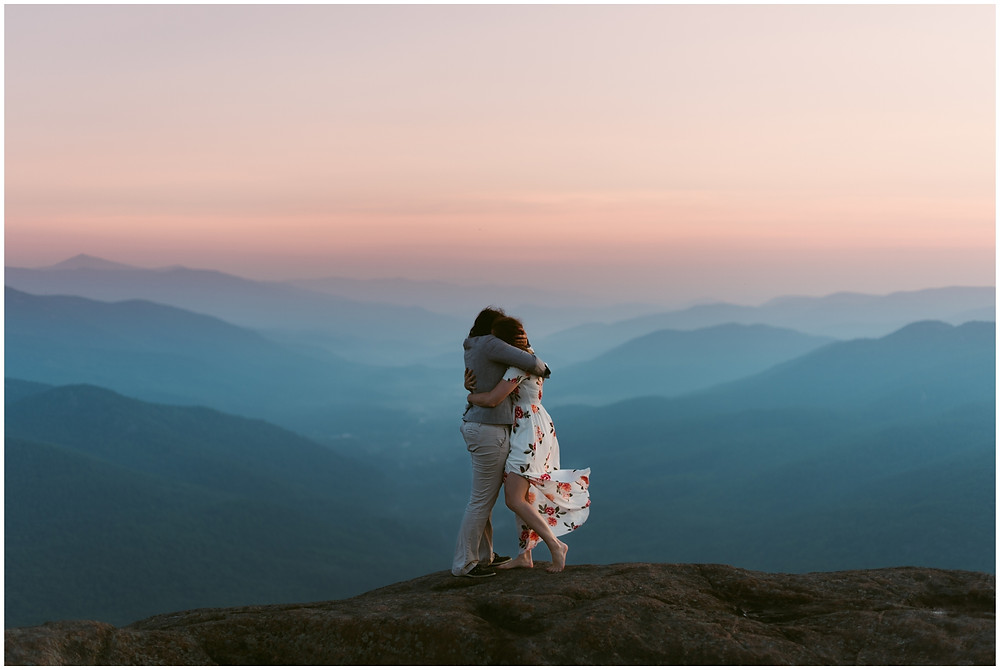 Lesbian Engagement Photographer
