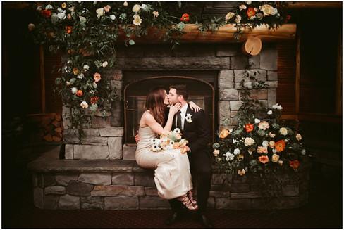 A Winter Wedding at Mirror Lake Inn, Lake Placid NY