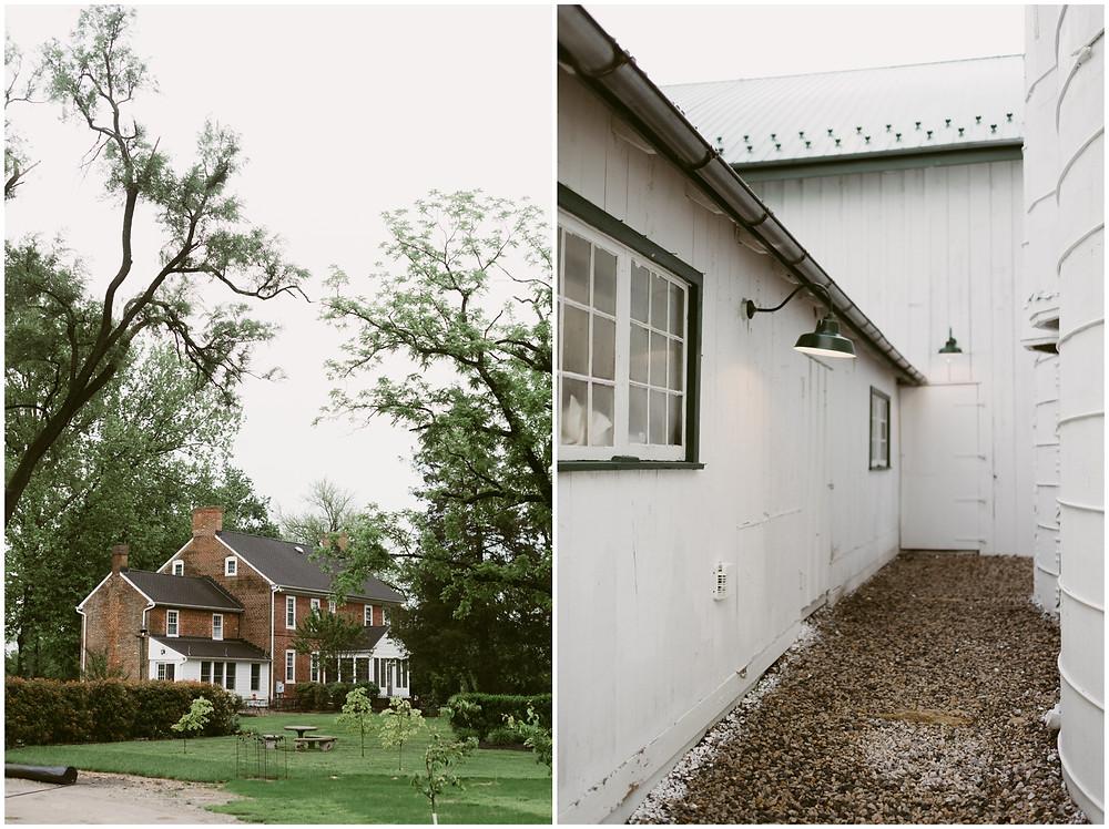 Maryland wedding venue Worsell Manor