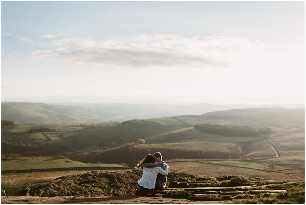 Sheffield couple's photographer Mountainaire Gatherings