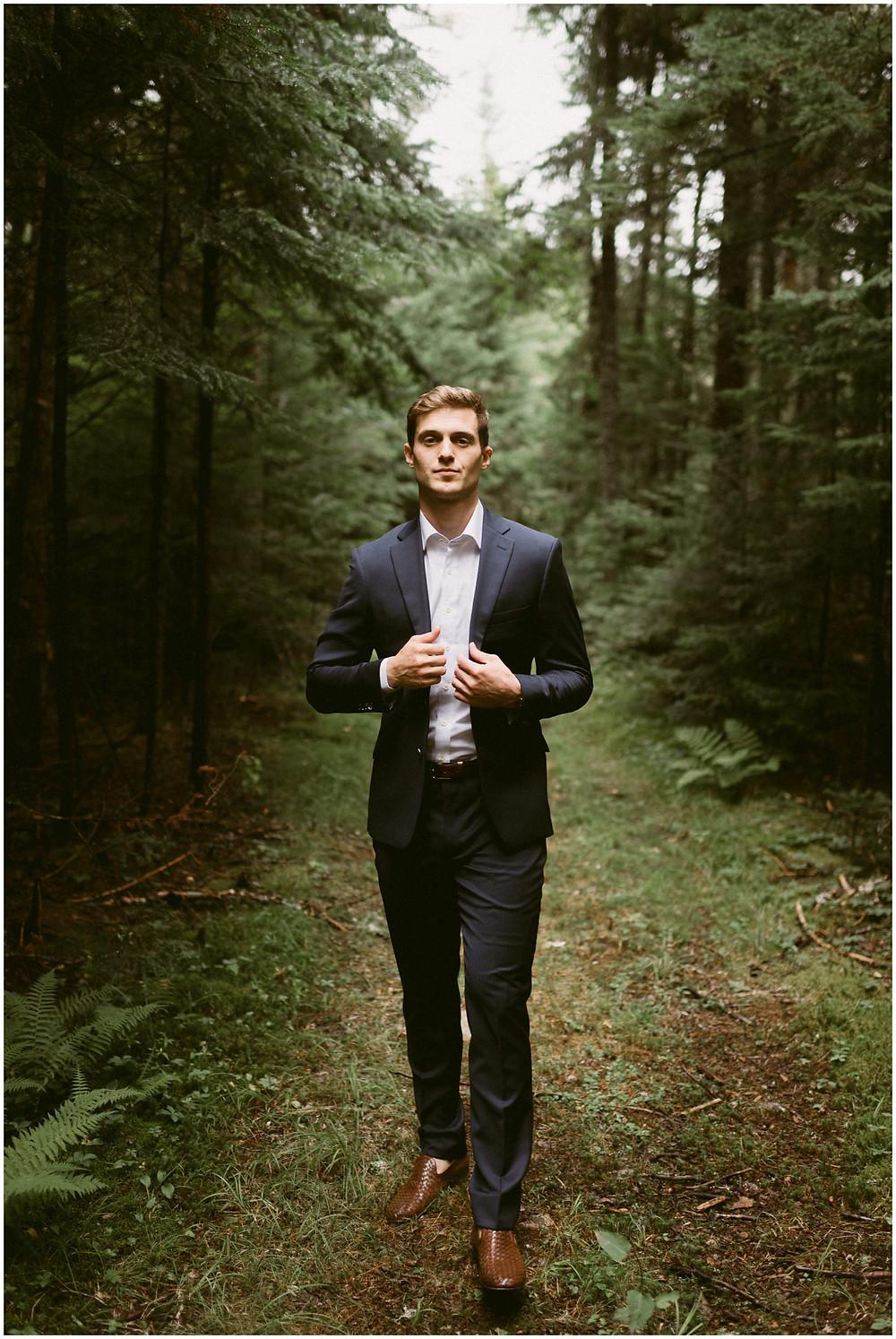 Lake Placid wedding photographs