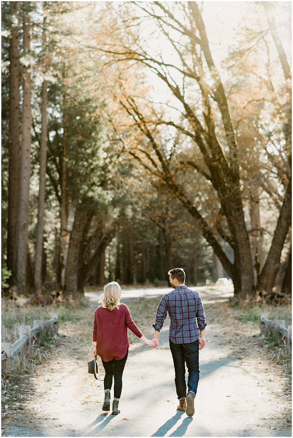 Couple's lifestyle session in Yosemite by Mountainaire Gatherings