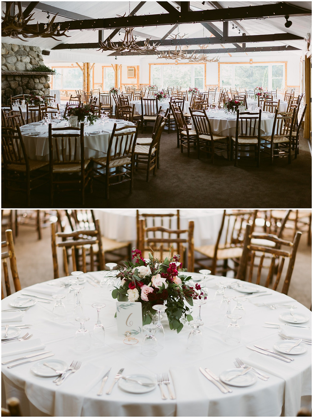 Lake Placid Jewish Wedding