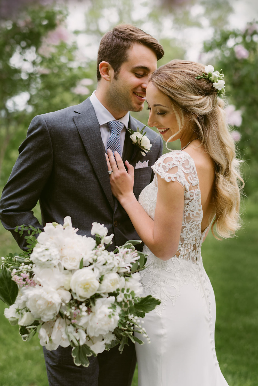 Romantic Spring Wedding | Saratoga Springs, NY Wedding Photographer