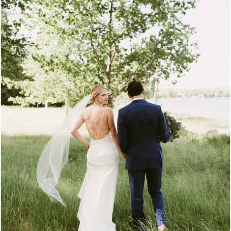 Lakeside Summer Wedding | Lake Pleasant, NY | Upstate New York Wedding Photographer