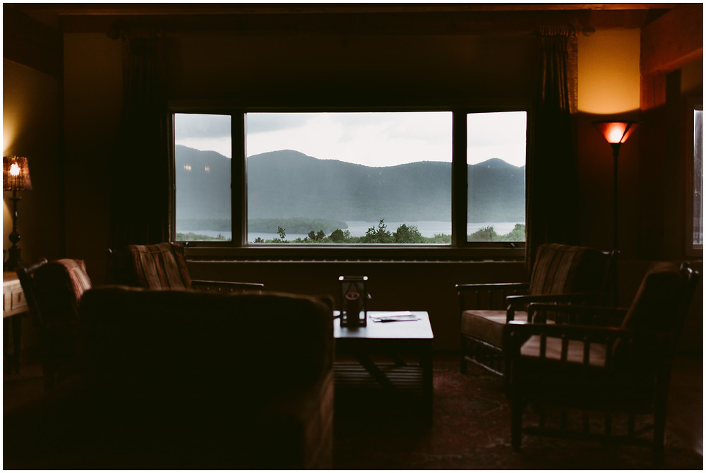 Inside the Mountain Top Inn and Resort