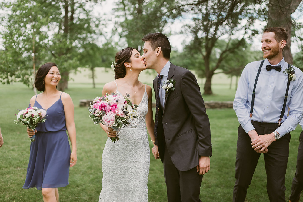 Romantic Summer Wedding in the Hudson Valley, NY | Upstate New York Wedding Photographer