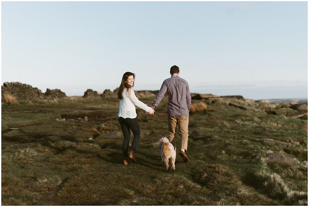 United Kingdom engagement photographer Mountainaire Gatherings