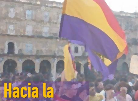 14 de abril: Hacia la República sin excusas.