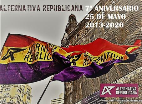 7º aniversario de la fundación de Alternativa Republicana