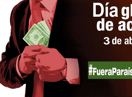3 de abril: Día Internacional Contra los Paraísos Fiscales.