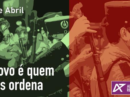 Portugal: 47 años de la Revolución de los Claveles.