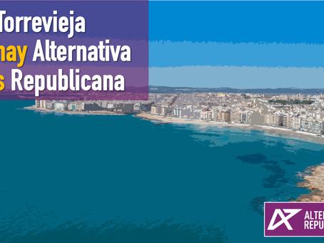 Presentación de Alternativa Republicana en Torrevieja Radio