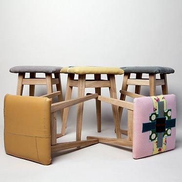 Vivianne handmade seat/chair by STUDIO Ziben